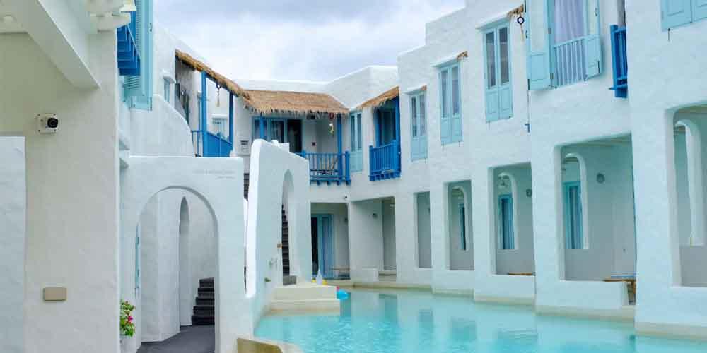 ที่พัก Resort de Paskani