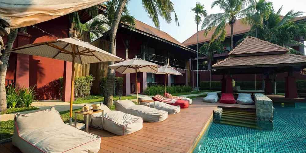 ที่พัก Escape Hua Hin