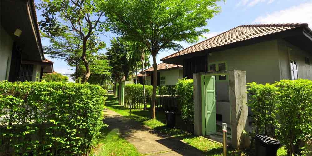 ที่พัก Anantanaka Hua Hin Resort
