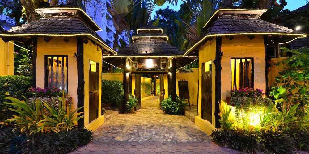 ที่พัก Supatra Hua Hin Resort