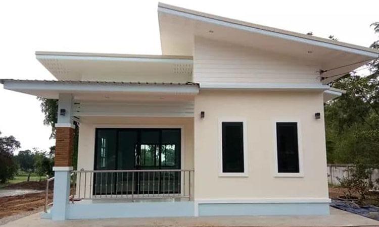 แบบบ้าน ที่ใช่งบสร้าง 490,000 บาท