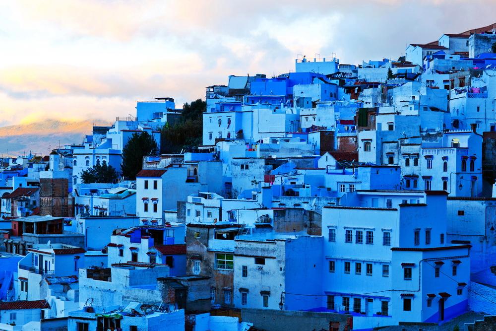 เมืองสีฟ้า