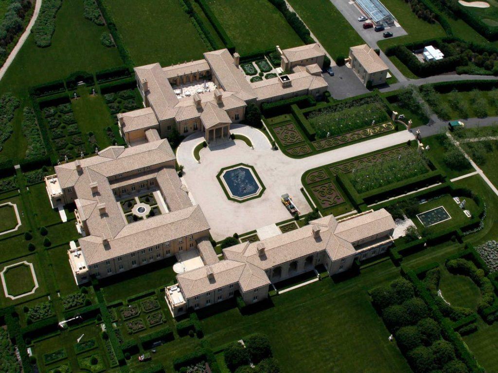 10 อันดับ บ้านที่แพงที่สุดในโลก 3