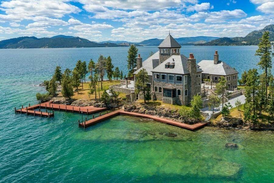 10 อันดับ บ้านที่แพงที่สุดในโลก 10