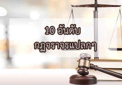 10 อันดับ กฏจราจรสุดแปลก จากทั่วทุกมุมโลก 21