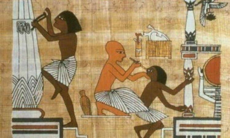 ชาวอียิปต์ต้องกินยาถ่าย 3 ครั้งต่อเดือน