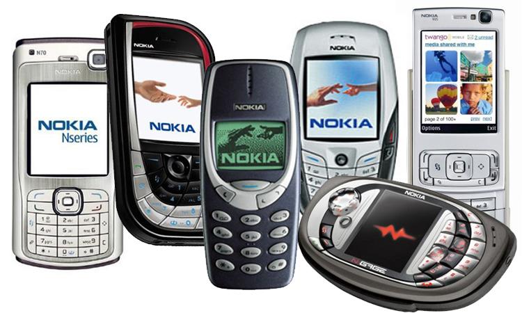 10 อันดับ มือถือ Nokia ที่ได้รับความนิยมเมื่อปี 2000 1
